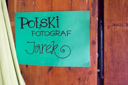 polský fotograf Jarek